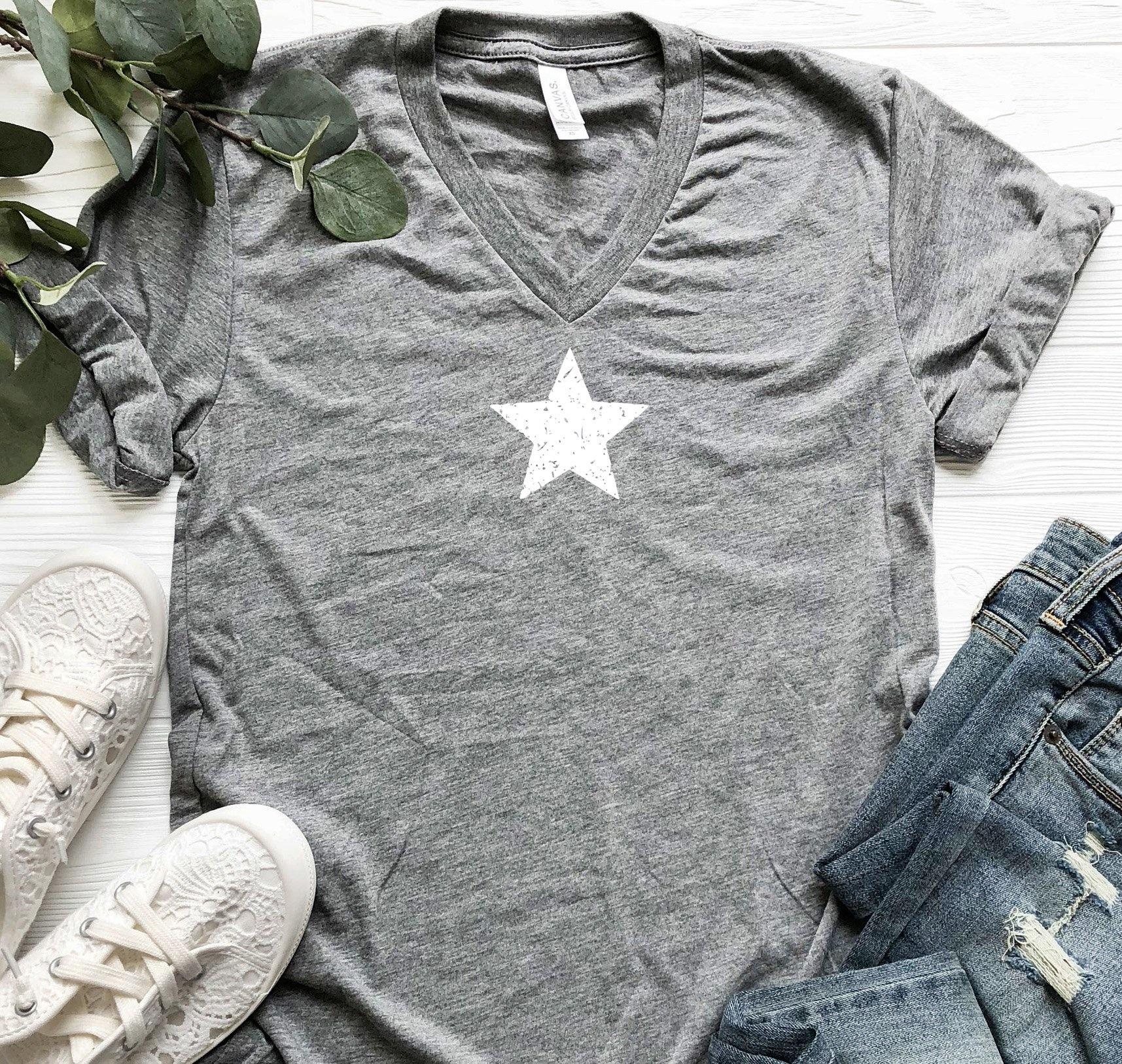 Star Short Sleeve Tee
