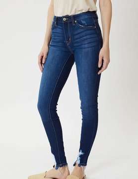 The Olivia Dark Skinnies