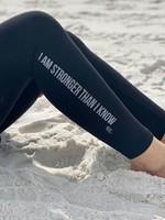I Am Stronger Than I Know Women's Leggings