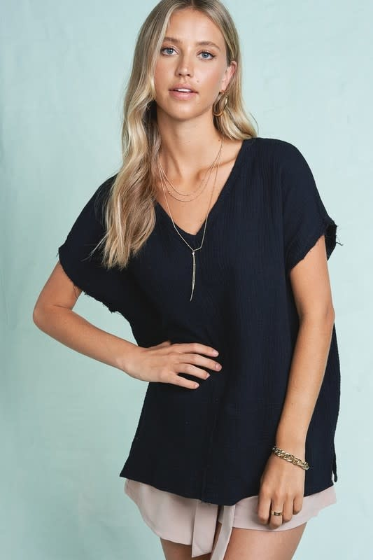 Touch The Wind Basic Top