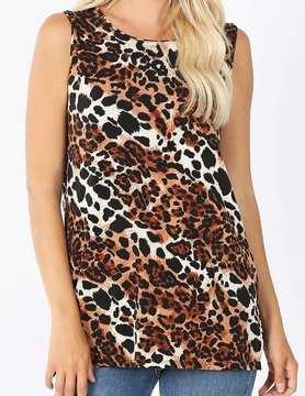 The Sweetest Thing Leopard Tank