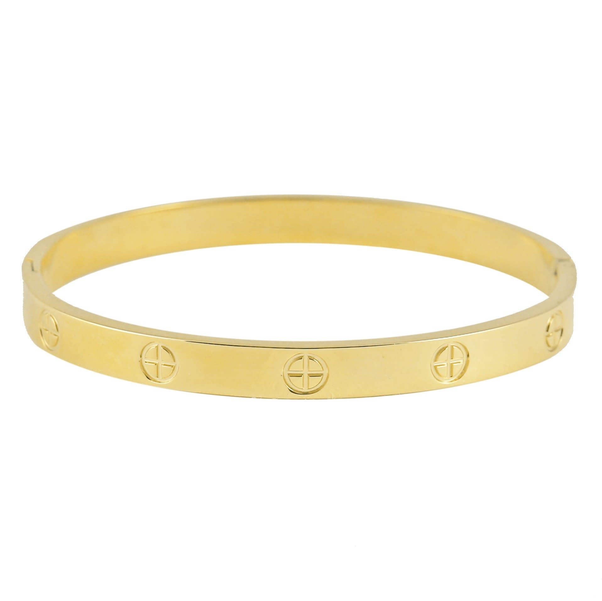 Cartier Dupe Bracelet