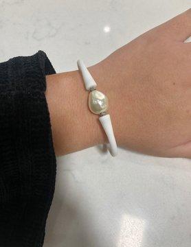 GIGI Baroque Silicone Bracelet