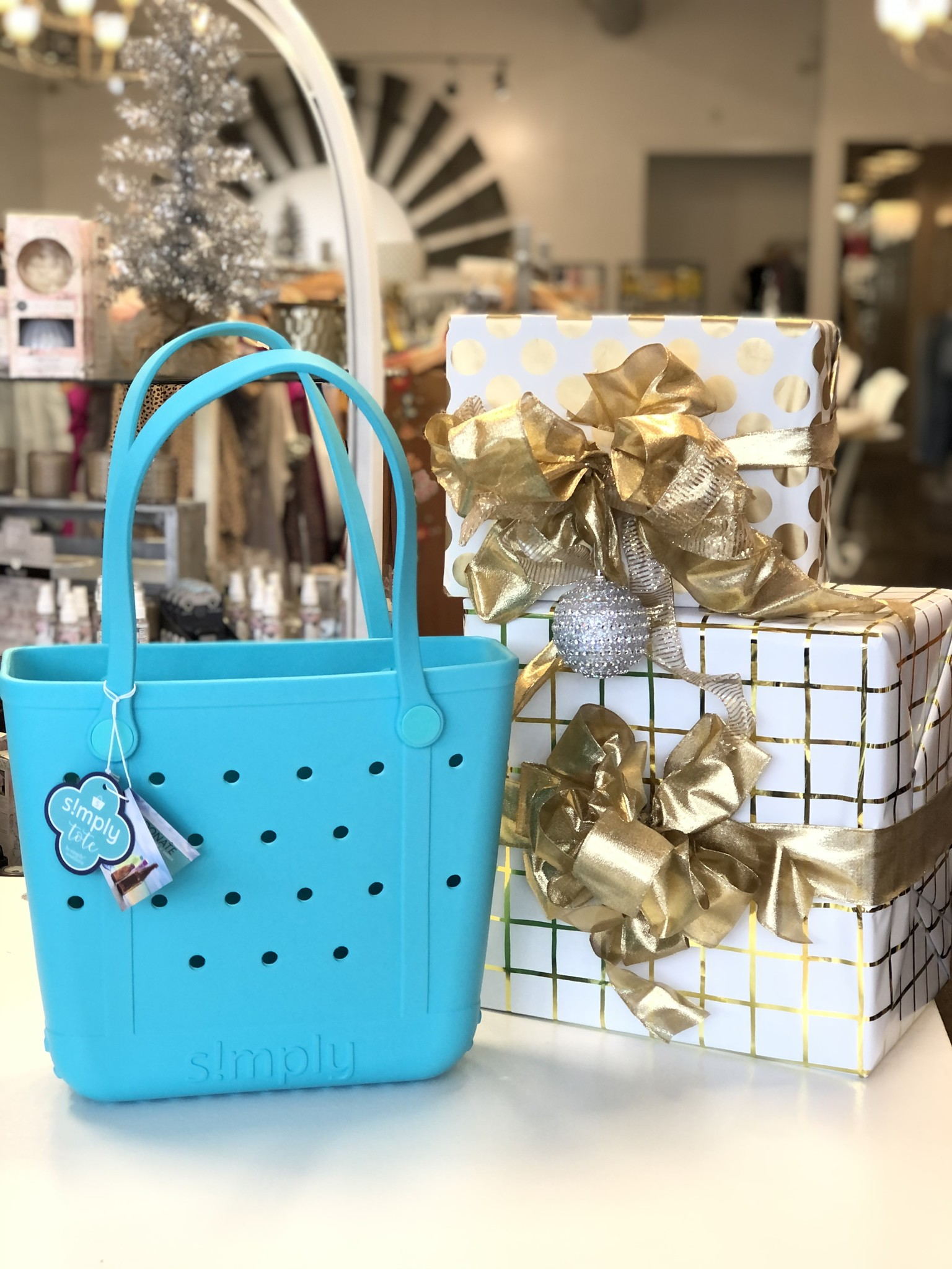 Simply Southern Tote Solid