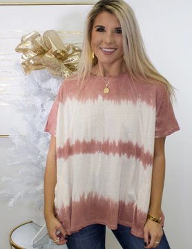 Wave Washed Top