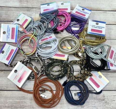 Simply Southern 10 FT Charging Cable