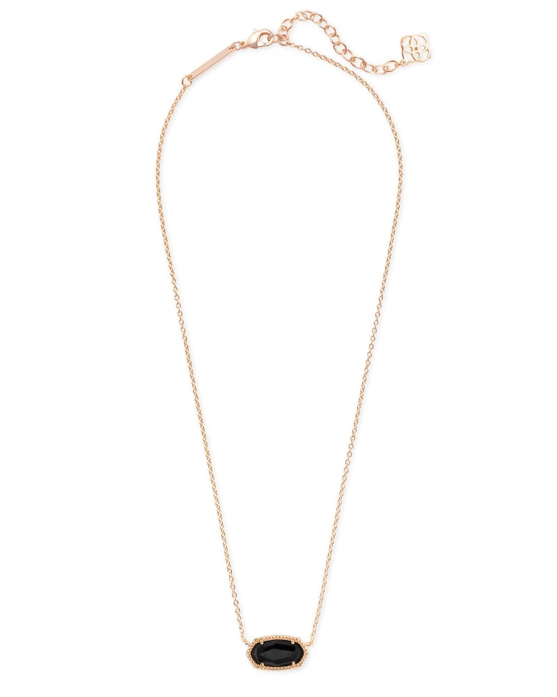 ELISA Rose Gold Necklace
