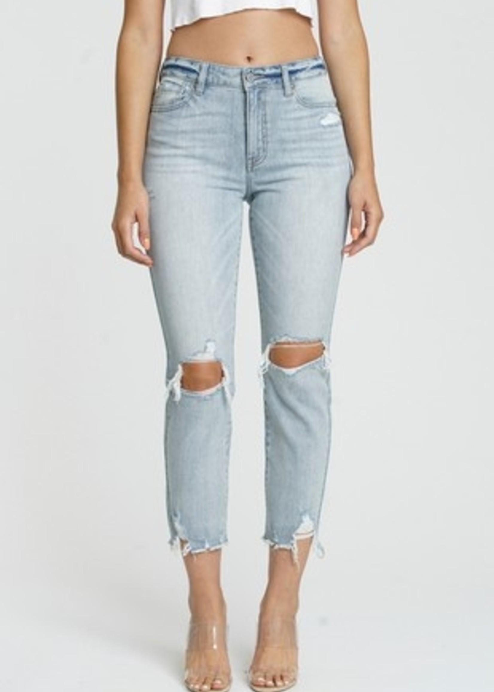 Eunina Ally High Rise Jeans
