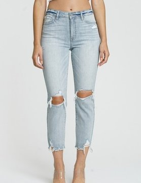 Eunina Ally High Rise Jeans