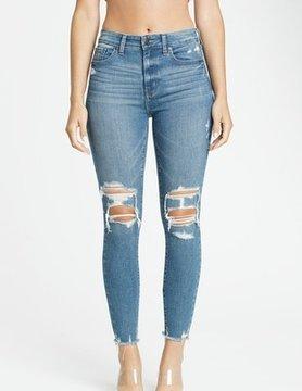 Clara High Rise Skinny Jeans