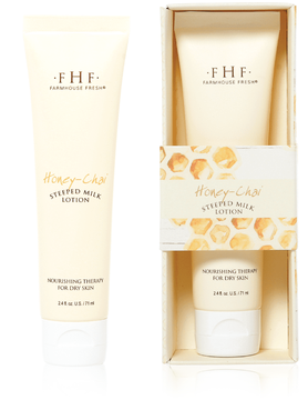 Honey-Chai Steeped Milk Hand Lotion 2oz