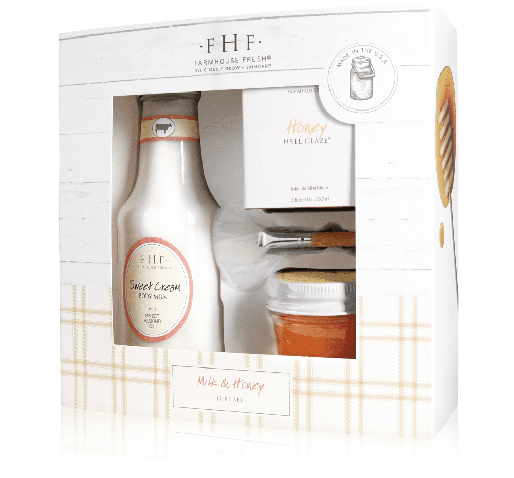 Milk & Honey Deluxe Boxed Gift Set