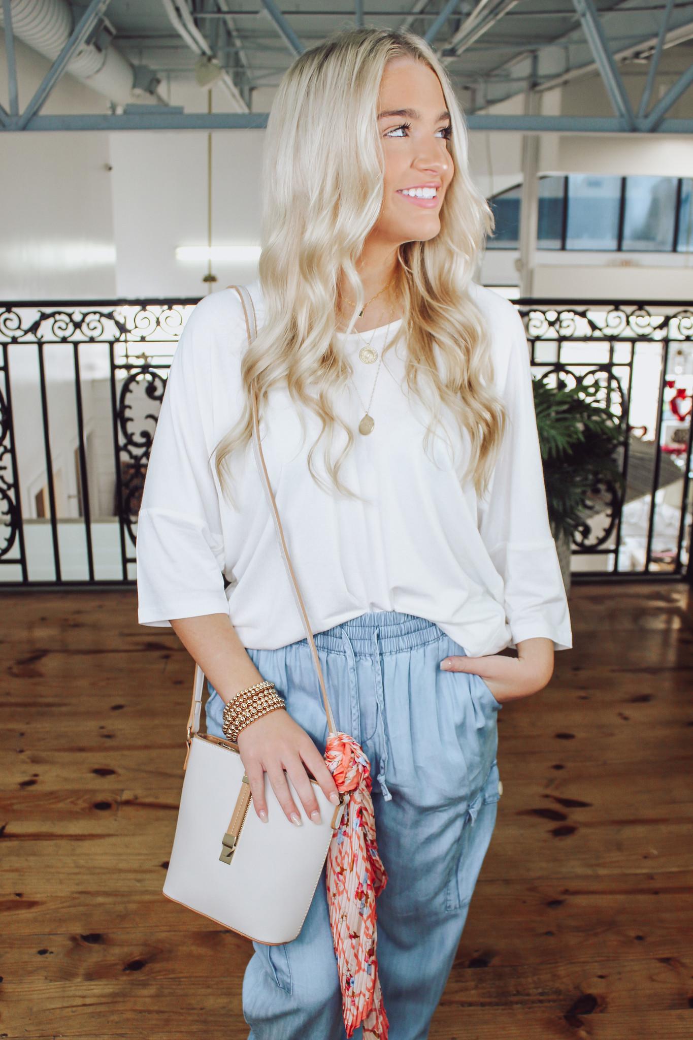 Basic Dressy Top