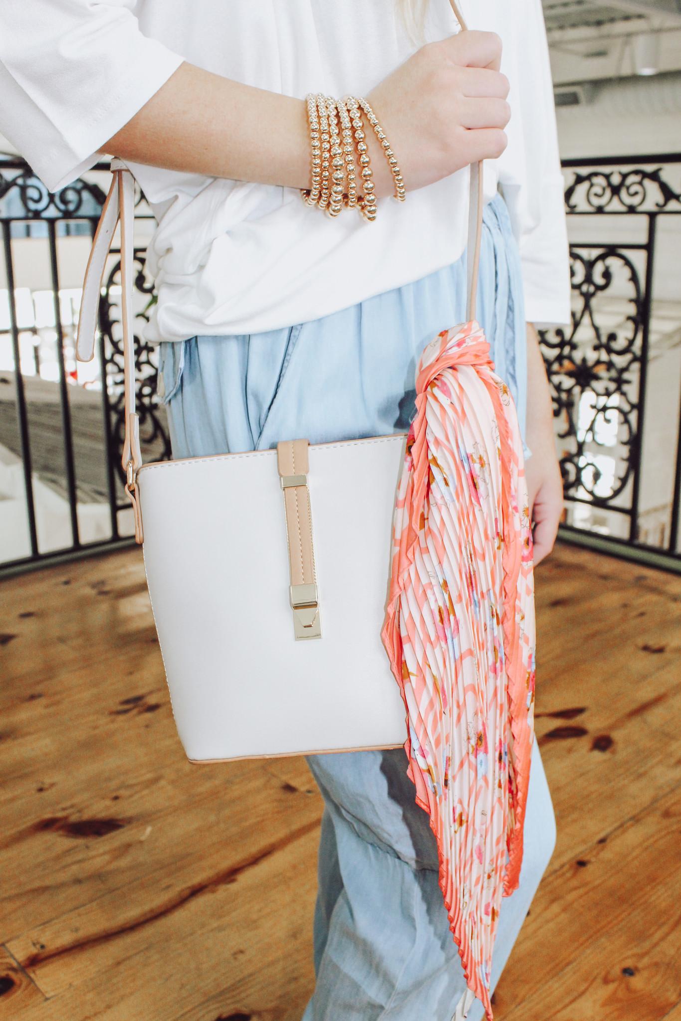 Parker's Mini Bucket Bag