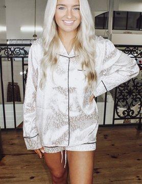 All The Glam Pajama Set