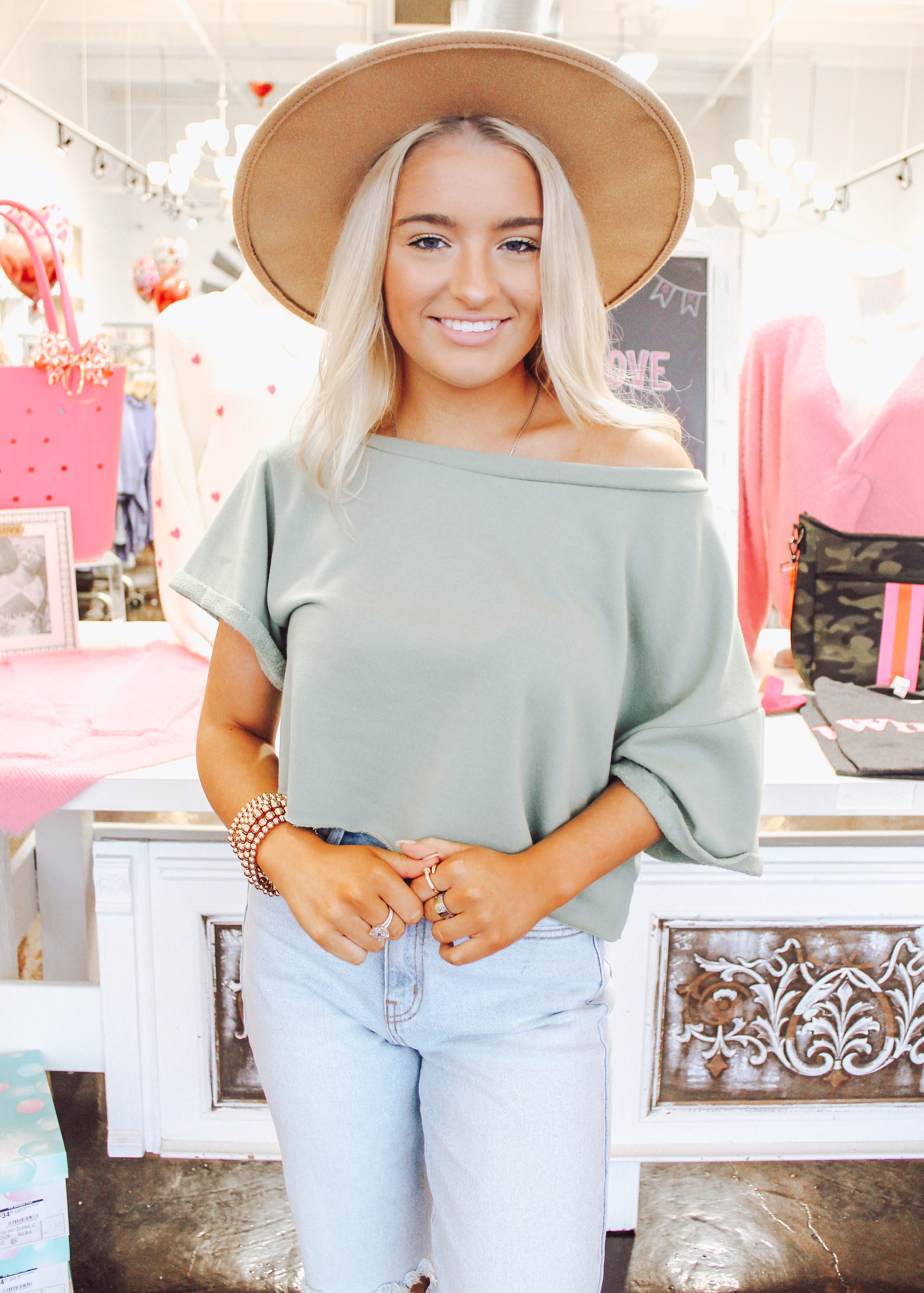 Dressed To Chill Top
