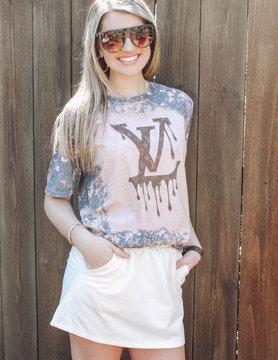 Dripping LV Tshirt