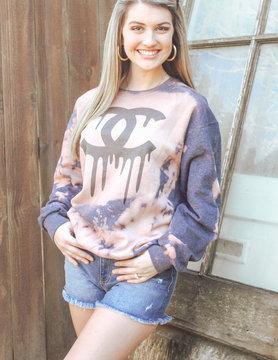 Dripping CC Sweatshirt