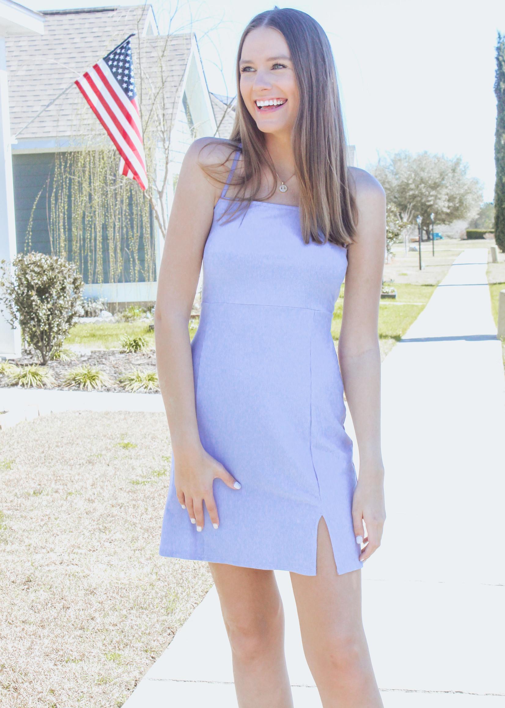 Mindy Strappy Back Dress
