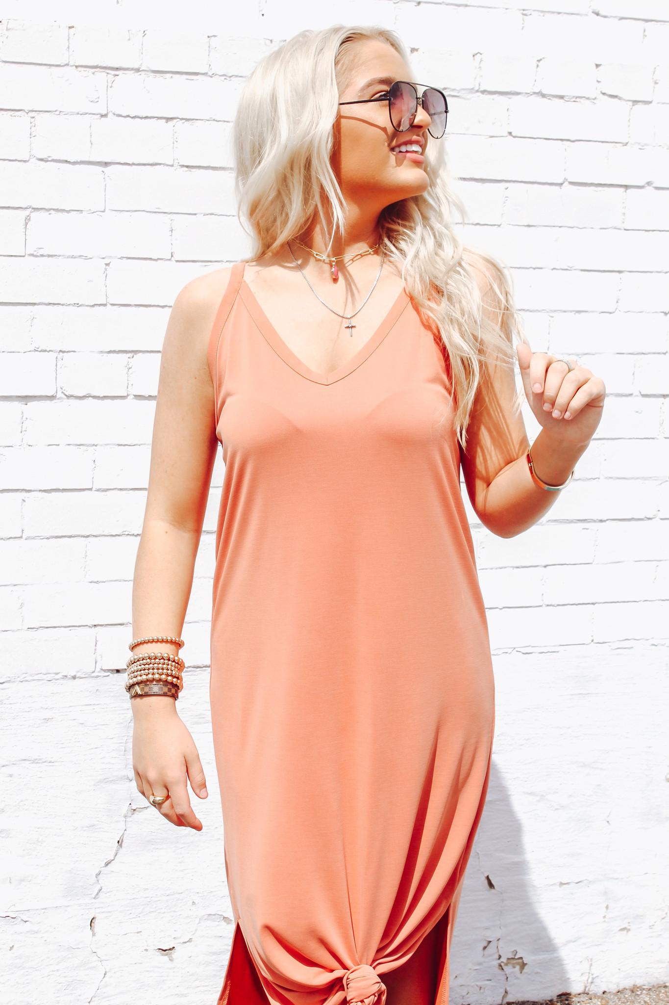 The Basic Midi Dress