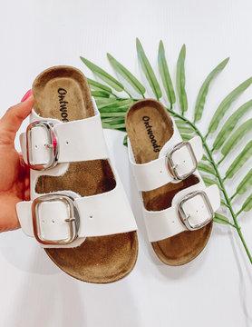 Flat Slip On BORK Sandal