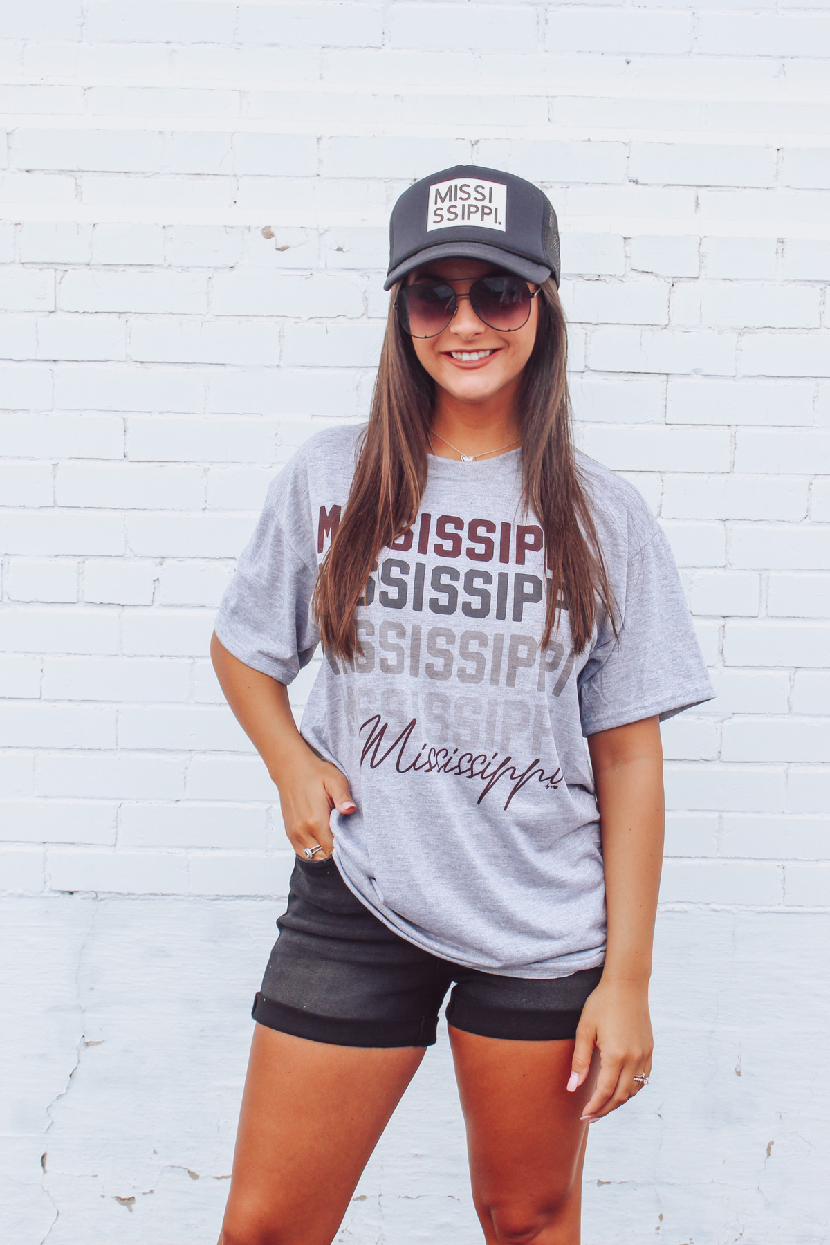Color Me Pretty Mississippi Tee