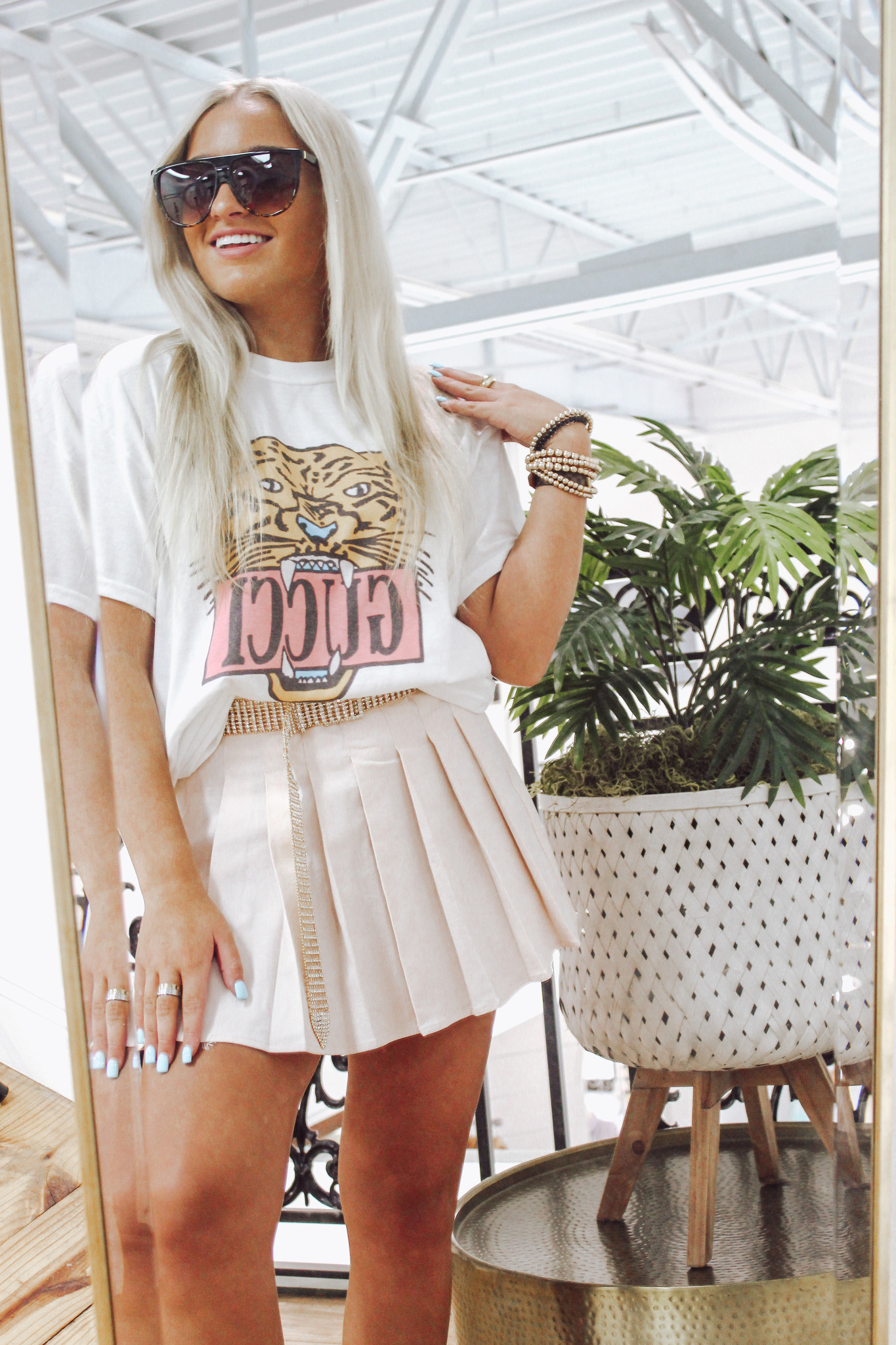 Gucci Lion TShirt