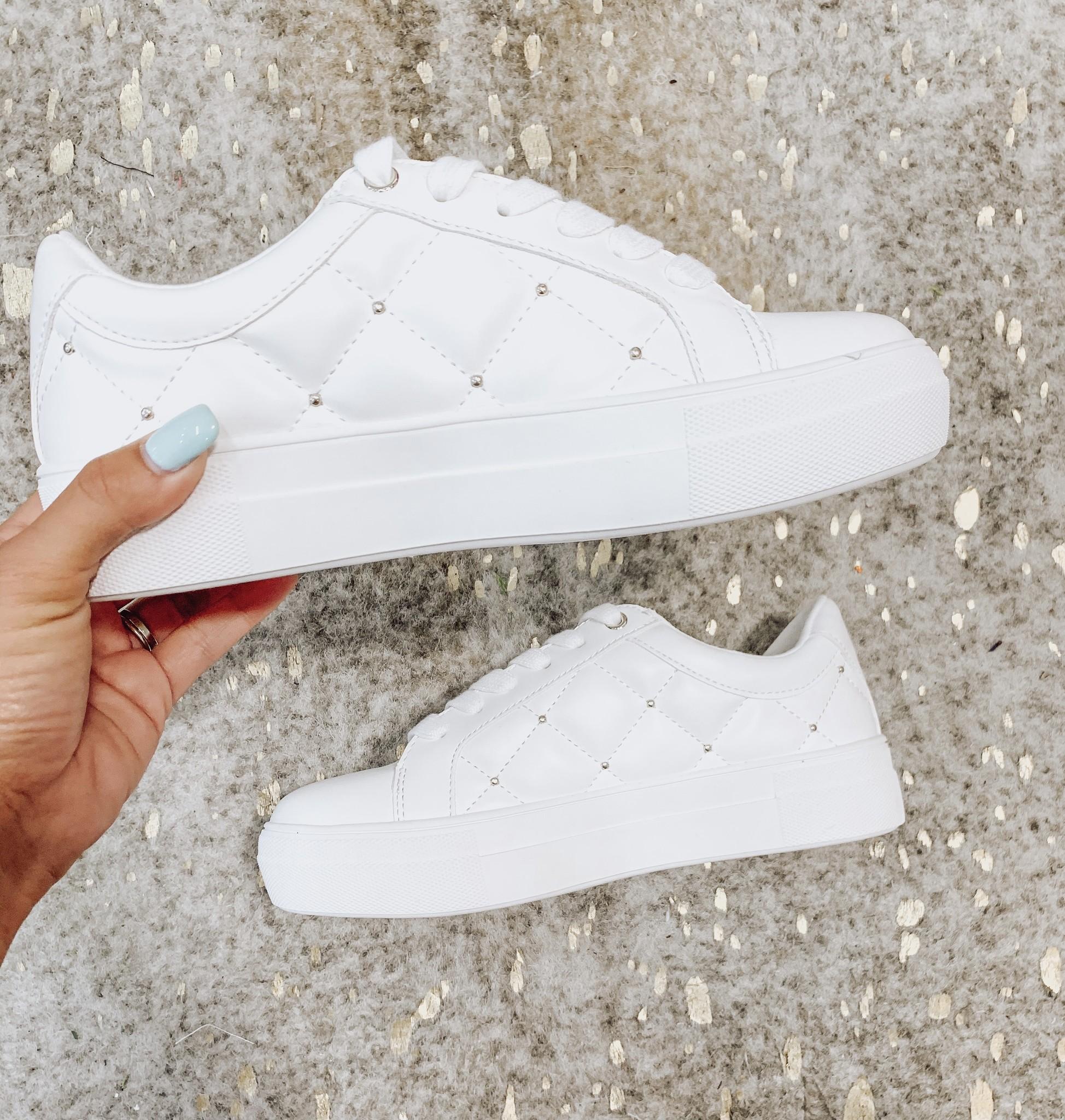 Bedazzled Sneaker