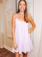 Sleeveless Smocked Day Dress