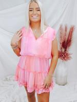 50 Shades of Pink Dress