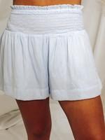 Flowy Elastic Shorts