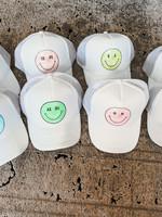 Smiley Face Sorority Trucker Hat