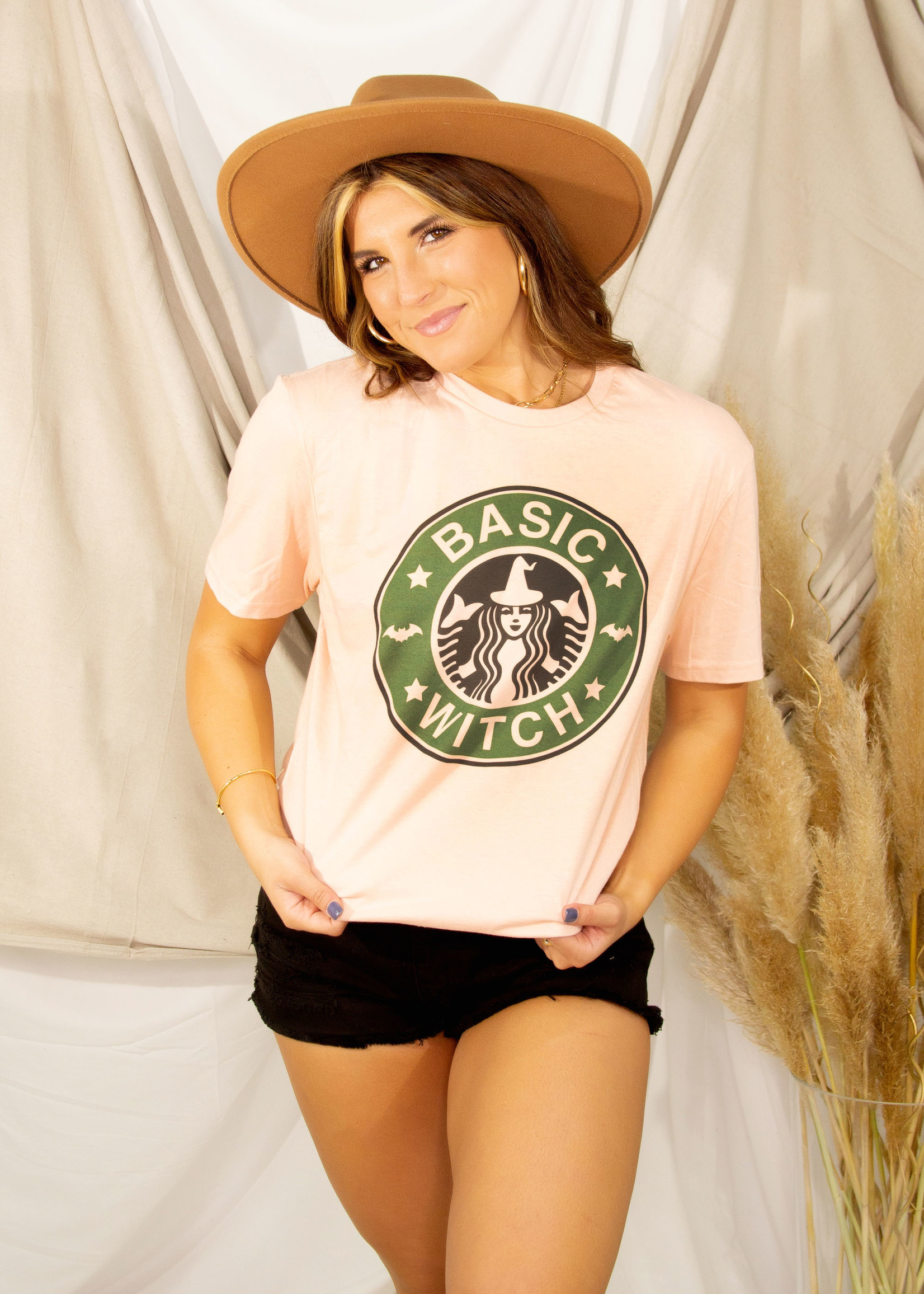 Basic Witch Fall Tee