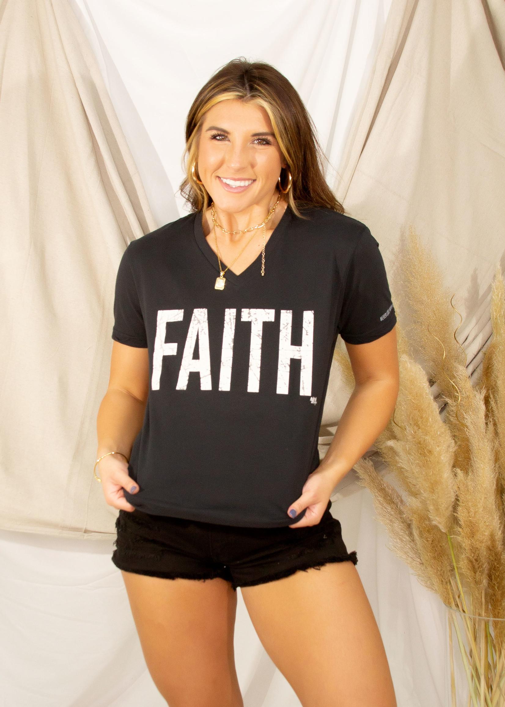 FAITH Short Sleeve Tee