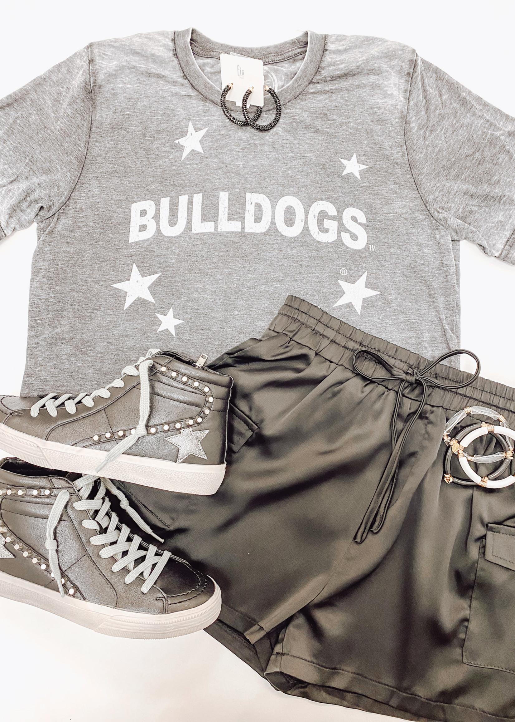 Bulldogs All-Star Acid Wash Tee