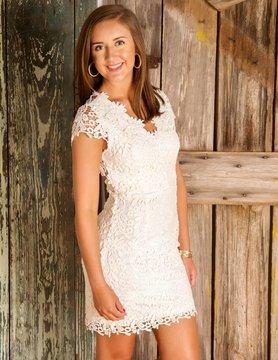 Iliza lace dress