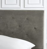 "WHi Armando 60"" Bed in Grey"