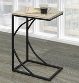 WHi Darcy Accent Table in Natural