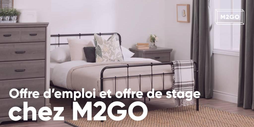 Offre d'emploi et offre de stage chez M2GO