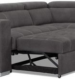 Primo Abby Sectional Sofa-Bed
