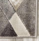 Kalora Alida Grey Blue Triangle Rug 8'0'' x 10'6''