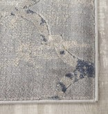 Kalora Alida Grey Blue Ogee Rug 5'1'' x 7'7''