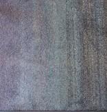 Kalora Tapis Ashbury, Bandes mélangés gris/mauve 6'7'' x 9'6''