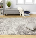Kalora Breeze Grey Cloudy Surface Rug 5'3'' x 7'7''