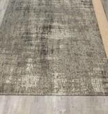 Kalora Cathedral Grey Distressed Hatching Rug 6'7'' x 9'6''