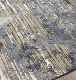"Kalora Intrigue Beige/Blue Distressed Rip Rug 7'10"" x 10'10"""
