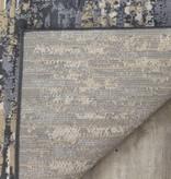 Kalora Intrigue Beige/Blue Distressed Rip Rug 2'0'' x 3'11''