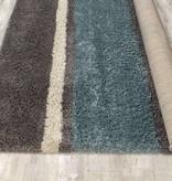 "Kalora Maroq Lazy Stripes Soft Touch Rug 1'11"" x 3'7"""