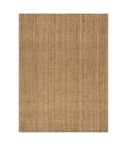 Kalora Tapis Naturals,  Boucle épaisse beige 2'8'' x 4'11''