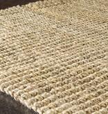 Kalora Naturals Beige Chunky Boucle Rug 2'8'' x 4'11''